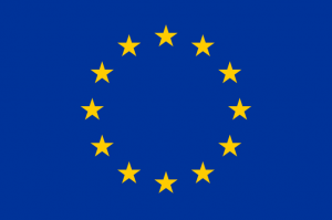 Photo of European Union flag