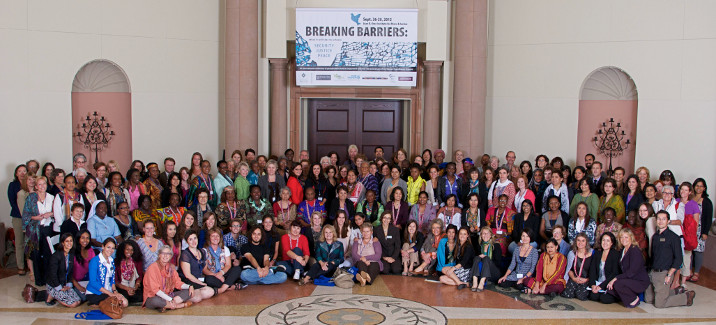 Photo of Breaking Barriers Conference group