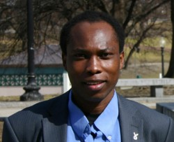 Photo of Pascal Akimana