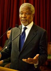 Photo of Kofi Annan