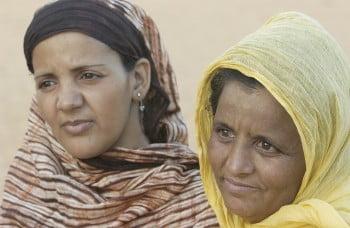 Women of Western Sahara