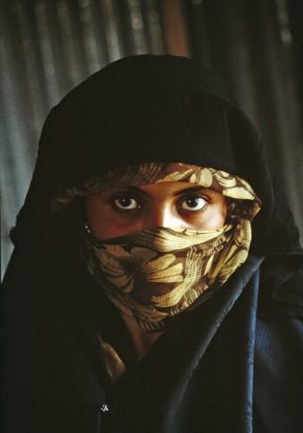 Woman of Taiz