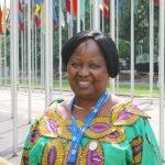 Annie Matundu Mbambi, President of WILPF DRC