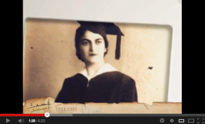 Link to YouTube video on Anissa Najjar's life and work