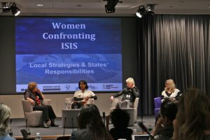 Women Confronting Isis