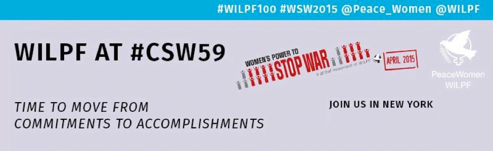 CSW59-PeaceWomen