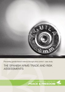Cover Spanish case study