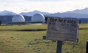 The Waihopai spy base in Blenheim. Photo- PHOTO NZ