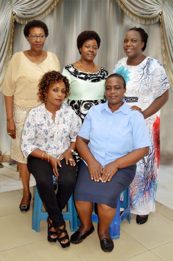 Members of WILPF Burundi Group