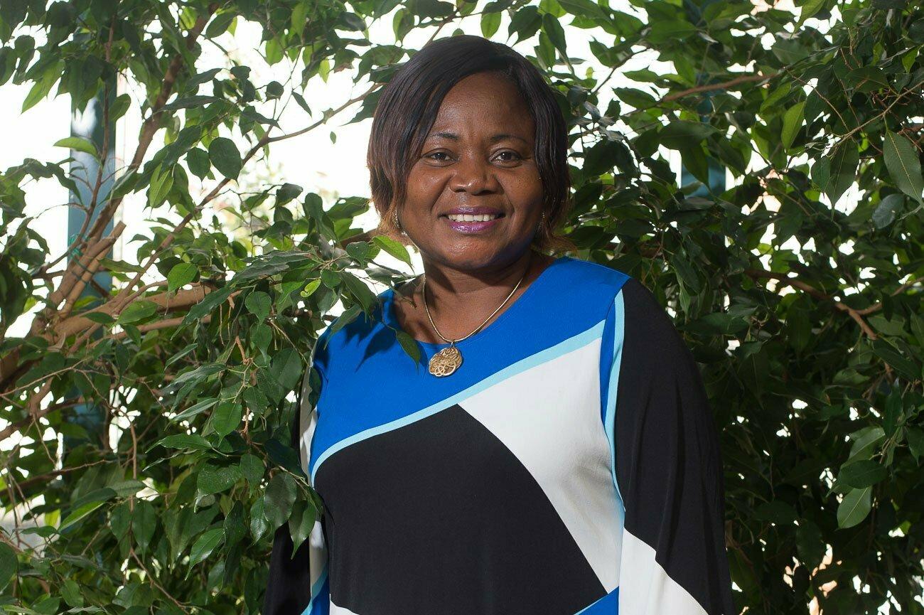 Sylvie Jacqueline Ndongmo