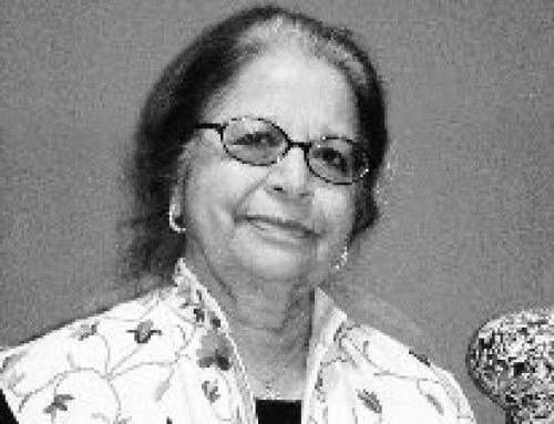 Remembering Krishna Ahooja-Patel
