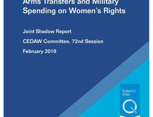 The Impact of the UK's Arms Transfers and Military Spending on Women's Rights