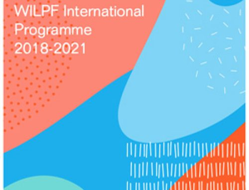 WILPF International Programme 2018-2021