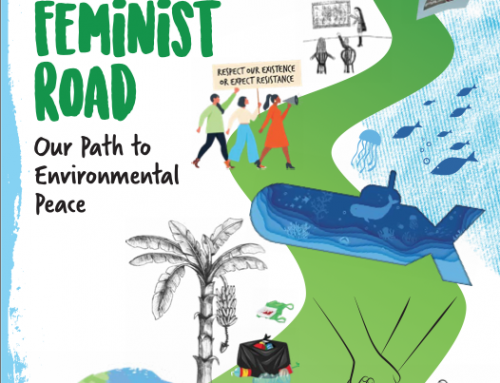 Down the Green Feminist Road: Our Path to Environmental Peace