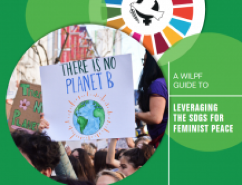 A WILPF Guide to Leveraging the SDGs for Feminist Peace
