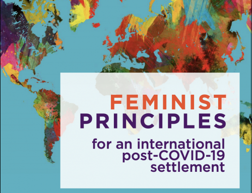 Feminist principles for a post COVID-19 settlement