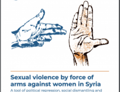 Policy brief: Sexual Violence by Force of Arms Against Women in Syria
