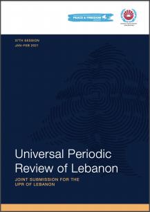 Universal Periodic Review of Lebanon