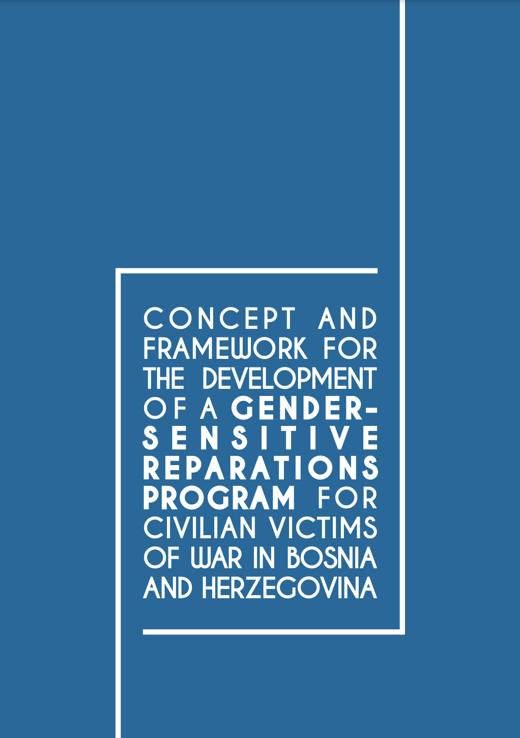 WILPF's publication on the development of gender-sensitive reparation program for civilian victims of war