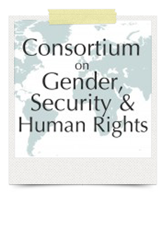 Consortium on Gender, Security and Human Rights
