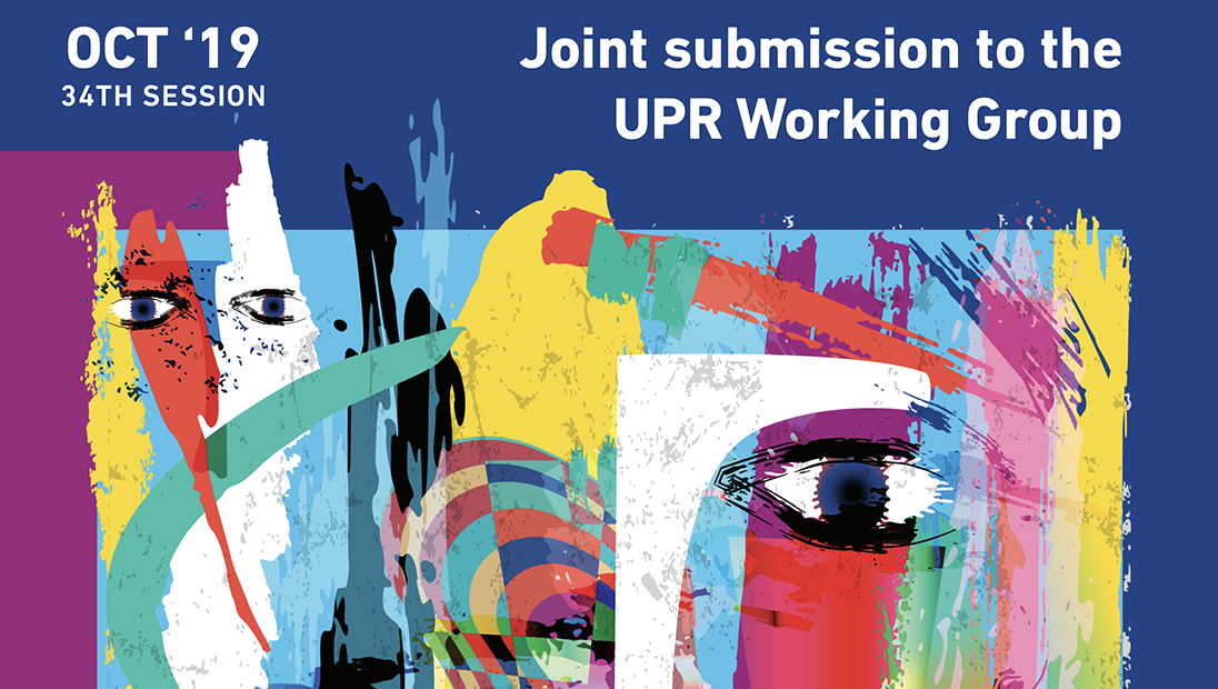 Joint submission Egypt UPR 19