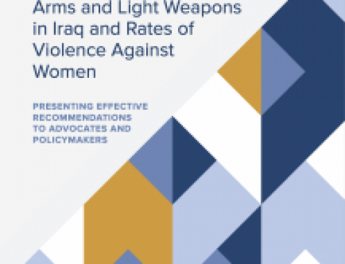 The Correlation Between the Proliferation of Small Arms and Light Weapons in Iraq and Rates of Violence Against Women