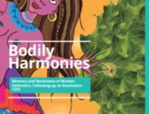 Report: Bodily Harmonies