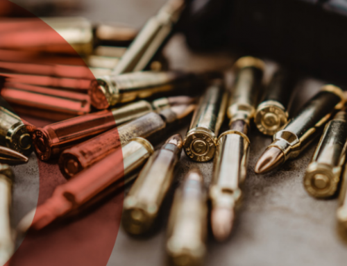 Register Today: Breaking Through the Addiction to Weapons