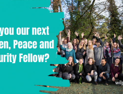 Women, Peace and Security Fellowship