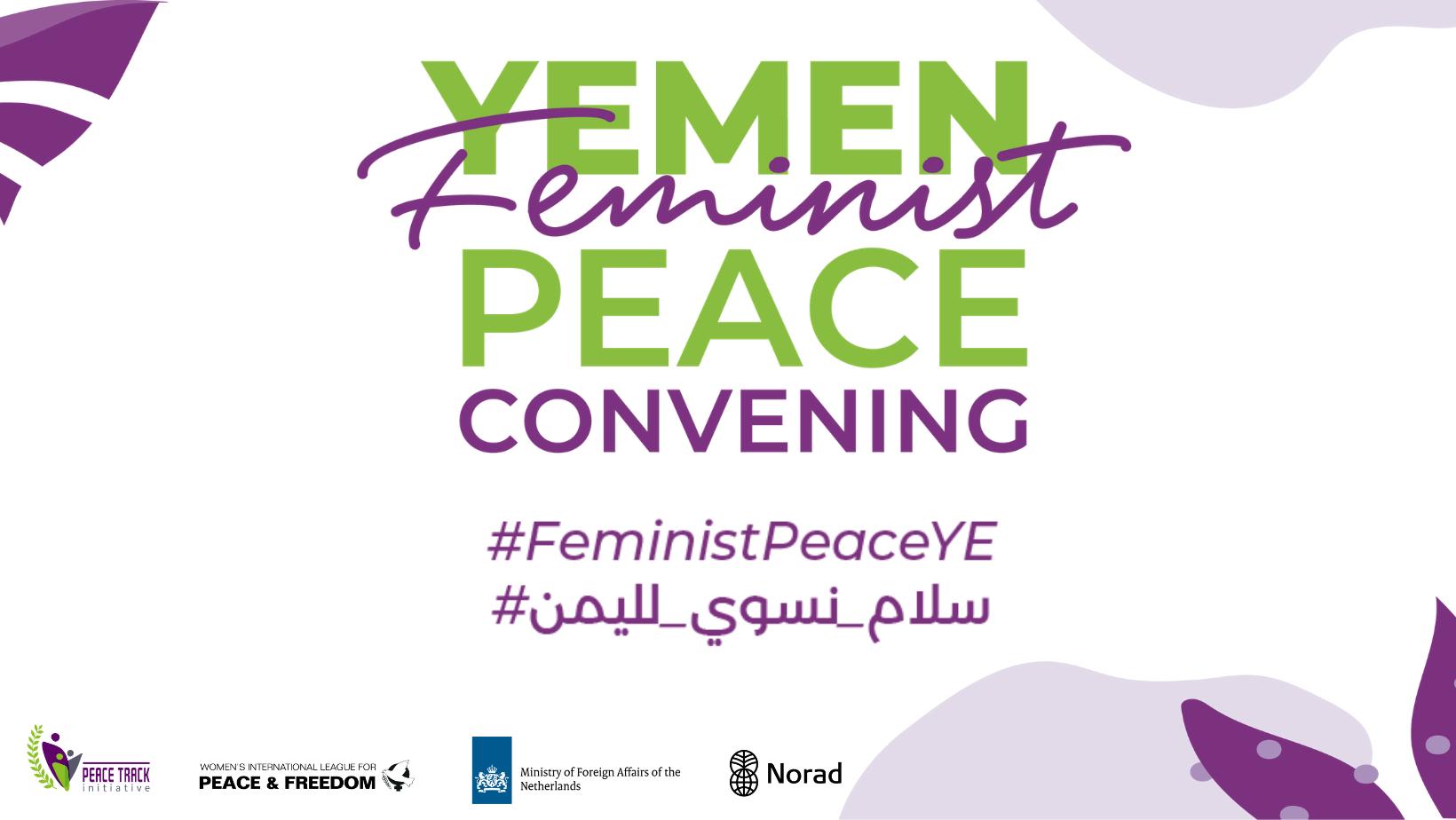 Yemen Feminist Peace Convening