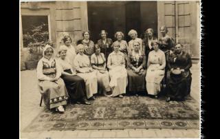 WILPF International Congress in 1921