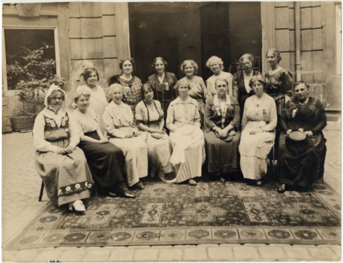 WILPF Austria: Then and NOW!