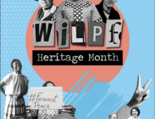 WILPF Heritage Month Zine