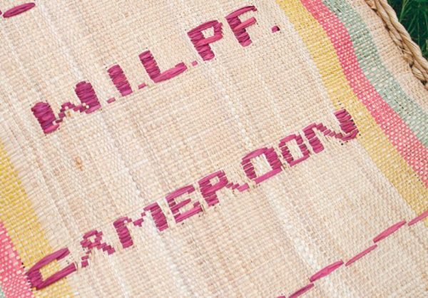 WILPF Cameroon embroided