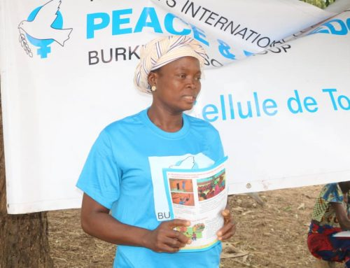 Mobilising Women's Leadership in Small Arms Control