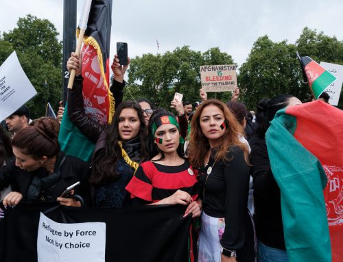 Afghan women need to lead, not just participate, in UN-led processes