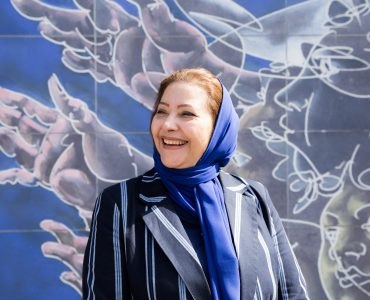 """Dr Rida Altubuly: """"Even if women are not part of the fights in Libya, we should be part of the solution."""""""